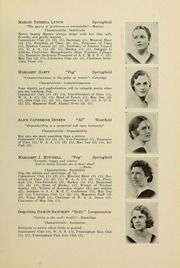 Page 15, 1933 Edition, Westfield State University - Tekoa Yearbook (Westfield, MA) online yearbook collection