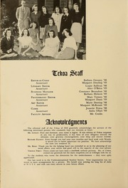 Page 8, 1948 Edition, Westfield State University - Tekoa Yearbook (Westfield, MA) online yearbook collection