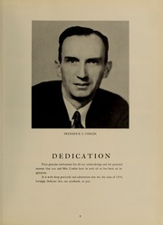 Page 11, 1954 Edition, Westfield State University - Tekoa Yearbook (Westfield, MA) online yearbook collection