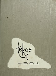 Page 1, 1961 Edition, Westfield State University - Tekoa Yearbook (Westfield, MA) online yearbook collection