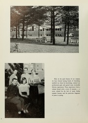 Page 10, 1961 Edition, Westfield State University - Tekoa Yearbook (Westfield, MA) online yearbook collection