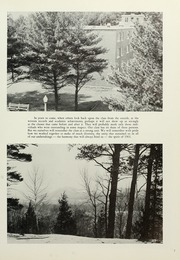 Page 11, 1961 Edition, Westfield State University - Tekoa Yearbook (Westfield, MA) online yearbook collection
