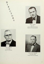Page 15, 1961 Edition, Westfield State University - Tekoa Yearbook (Westfield, MA) online yearbook collection