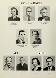 Page 16, 1961 Edition, Westfield State University - Tekoa Yearbook (Westfield, MA) online yearbook collection