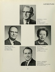 Page 14, 1963 Edition, Westfield State University - Tekoa Yearbook (Westfield, MA) online yearbook collection