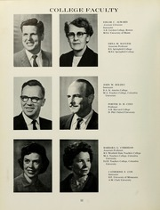 Page 16, 1963 Edition, Westfield State University - Tekoa Yearbook (Westfield, MA) online yearbook collection