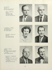 Page 17, 1963 Edition, Westfield State University - Tekoa Yearbook (Westfield, MA) online yearbook collection