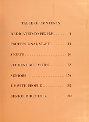 Page 7, 1974 Edition, Westfield State University - Tekoa Yearbook (Westfield, MA) online yearbook collection