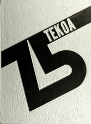 1975 Edition, Westfield State University - Tekoa Yearbook (Westfield, MA)