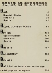 Page 7, 1976 Edition, Westfield State University - Tekoa Yearbook (Westfield, MA) online yearbook collection