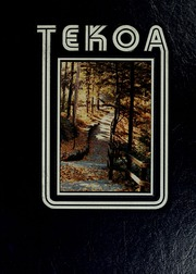 1981 Edition, Westfield State University - Tekoa Yearbook (Westfield, MA)