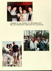 Page 12, 1984 Edition, Westfield State University - Tekoa Yearbook (Westfield, MA) online yearbook collection
