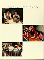 Page 14, 1984 Edition, Westfield State University - Tekoa Yearbook (Westfield, MA) online yearbook collection