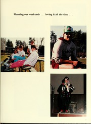 Page 15, 1984 Edition, Westfield State University - Tekoa Yearbook (Westfield, MA) online yearbook collection