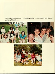 Page 8, 1984 Edition, Westfield State University - Tekoa Yearbook (Westfield, MA) online yearbook collection
