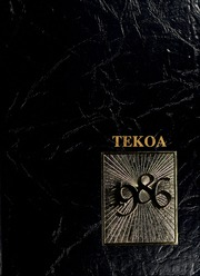 1986 Edition, Westfield State University - Tekoa Yearbook (Westfield, MA)