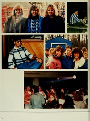 Page 8, 1988 Edition, Westfield State University - Tekoa Yearbook (Westfield, MA) online yearbook collection