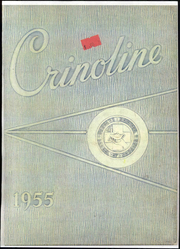 Page 1, 1955 Edition, Burbank Hospital School of Nursing - Crinoline Yearbook (Fitchburg, MA) online yearbook collection