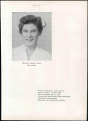 Page 11, 1955 Edition, Burbank Hospital School of Nursing - Crinoline Yearbook (Fitchburg, MA) online yearbook collection