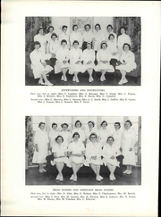 Page 16, 1955 Edition, Burbank Hospital School of Nursing - Crinoline Yearbook (Fitchburg, MA) online yearbook collection
