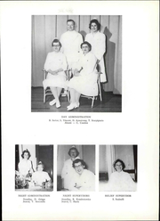 Page 17, 1955 Edition, Burbank Hospital School of Nursing - Crinoline Yearbook (Fitchburg, MA) online yearbook collection