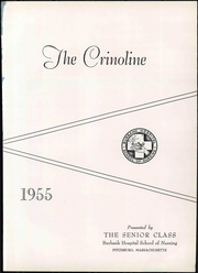 Page 7, 1955 Edition, Burbank Hospital School of Nursing - Crinoline Yearbook (Fitchburg, MA) online yearbook collection