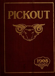 Page 1, 1908 Edition, Lowell Technological Institute - Pickout Yearbook (Lowell, MA) online yearbook collection