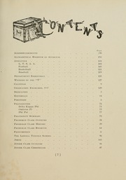 Page 13, 1908 Edition, Lowell Technological Institute - Pickout Yearbook (Lowell, MA) online yearbook collection