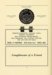 Page 244, 1930 Edition, Lowell Technological Institute - Pickout Yearbook (Lowell, MA) online yearbook collection