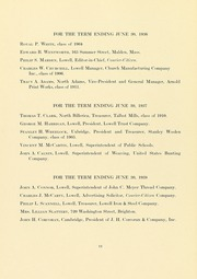 Page 16, 1936 Edition, Lowell Technological Institute - Pickout Yearbook (Lowell, MA) online yearbook collection