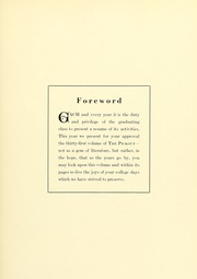 Page 9, 1936 Edition, Lowell Technological Institute - Pickout Yearbook (Lowell, MA) online yearbook collection