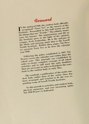 Page 10, 1948 Edition, Lowell Technological Institute - Pickout Yearbook (Lowell, MA) online yearbook collection
