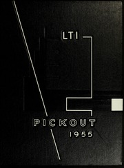 Page 1, 1955 Edition, Lowell Technological Institute - Pickout Yearbook (Lowell, MA) online yearbook collection