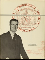 Page 10, 1955 Edition, Lowell Technological Institute - Pickout Yearbook (Lowell, MA) online yearbook collection