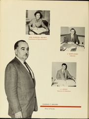 Page 12, 1955 Edition, Lowell Technological Institute - Pickout Yearbook (Lowell, MA) online yearbook collection