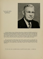Page 5, 1960 Edition, Lowell Technological Institute - Pickout Yearbook (Lowell, MA) online yearbook collection