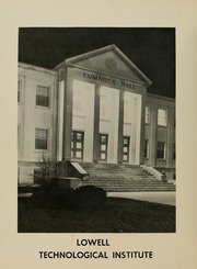 Page 8, 1960 Edition, Lowell Technological Institute - Pickout Yearbook (Lowell, MA) online yearbook collection