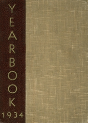 1934 Edition, Berkshire School - Trail Yearbook (Sheffield, MA)
