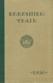 1950 Edition, Berkshire School - Trail Yearbook (Sheffield, MA)