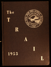Page 1, 1953 Edition, Berkshire School - Trail Yearbook (Sheffield, MA) online yearbook collection