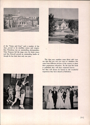 Page 13, 1953 Edition, Berkshire School - Trail Yearbook (Sheffield, MA) online yearbook collection