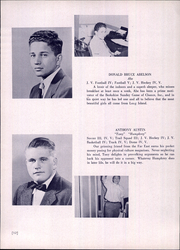 Page 14, 1953 Edition, Berkshire School - Trail Yearbook (Sheffield, MA) online yearbook collection