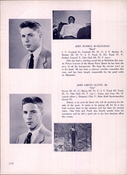 Page 16, 1953 Edition, Berkshire School - Trail Yearbook (Sheffield, MA) online yearbook collection