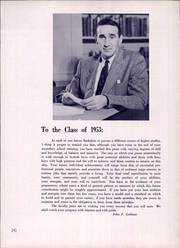 Page 6, 1953 Edition, Berkshire School - Trail Yearbook (Sheffield, MA) online yearbook collection