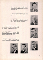 Page 9, 1953 Edition, Berkshire School - Trail Yearbook (Sheffield, MA) online yearbook collection