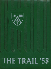 1958 Edition, Berkshire School - Trail Yearbook (Sheffield, MA)