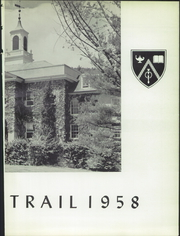 Page 9, 1958 Edition, Berkshire School - Trail Yearbook (Sheffield, MA) online yearbook collection
