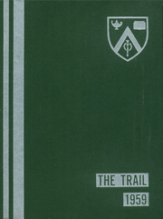 1959 Edition, Berkshire School - Trail Yearbook (Sheffield, MA)