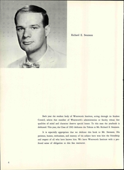 Page 10, 1963 Edition, Wentworth Institute of Technology - Tekton Yearbook (Boston, MA) online yearbook collection