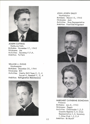 Page 16, 1963 Edition, Smith Vocational High School - Vikings Yearbook (Northampton, MA) online yearbook collection